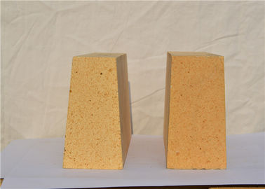 China Erosion Resistance Kiln Refractory Bricks High Load Softening Temperature supplier