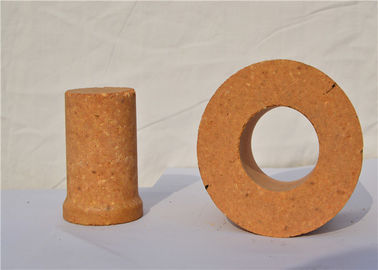 1450℃ Working Temp Kiln Refractory Bricks High Strength ISO9001 Compliant