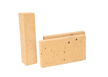 High Efficiency Alumina Refractory Bricks Compact Size
