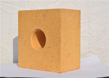 Low Thermal Conductivity Alumina Refractory Bricks Top Grade Raw Materials