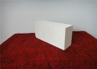 1.5 - 3% Fe2o3 Content Mullite Insulation Brick Low Thermal Conductivity