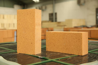 High Alumina Refractory Bricks For Industrial Furnaces , Metallurgy