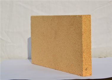 China High Performance Fire Resistant Bricks , Castable Fire Brick 2.6 - 2.9g/cm3 Bulk Density factory