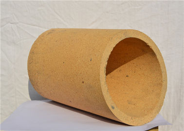 China Excellent Compression Strength Kiln Refractory Bricks 3.2% Fe2o3 Content factory