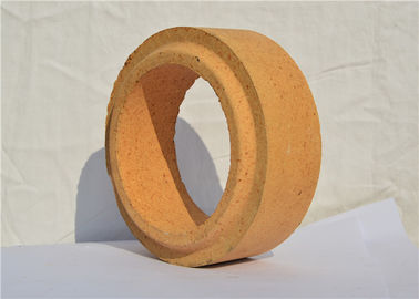 China Compact Design Kiln Refractory Bricks Wearing Resistant Refractory Materials distributor