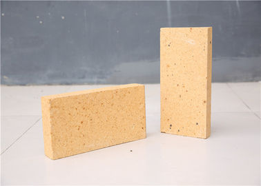 China Good Spalling Resistance Alumina Refractory Bricks For Electric Furnace Tops factory