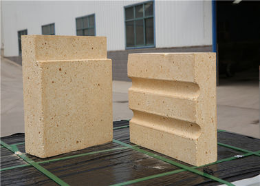 China Customized Size Kiln Refractory Bricks 65% - 75% Al2o3 With CE Approved factory
