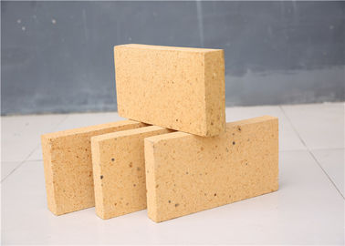 China Customized Size High Alumina Refractory Bricks For Waste Incinerators distributor