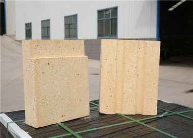 China Fire Resistant High Alumina Refractory Bricks Resistant To Corrosion HengYu distributor