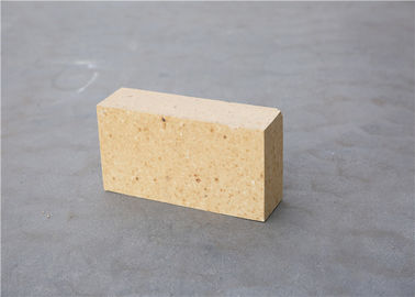 China 2% Fe2O3 High Alumina Bricks , Insulating Refractory Brick 2.3 - 2.7g/cm³ Bulk Density factory