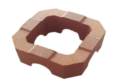 China Strong Thermal Conductivity Magnesite Refractory Bricks Apparent Porosity ≤18% distributor