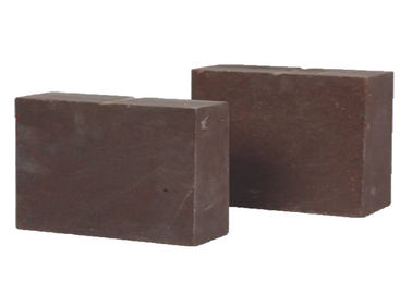 China Cement Kiln Fire Resistant Bricks , Castable Fire Brick Strong Ability To Resist Basic Slag factory