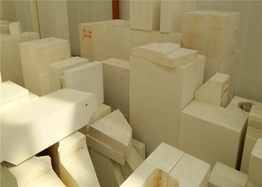 China Good Chemical Stability Insulating Fire Brick , Heat Proof Bricks Cold Crushing Strength ≥300MPa factory
