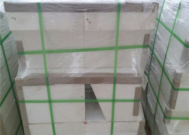 White Solid Corundum Brick High Temperature Resistance Fused Cast Block