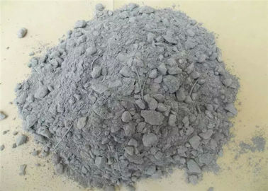China 3 - 5 / 5 - 8mm Size Refractory Castable Bauxite Particle Raw Materials distributor