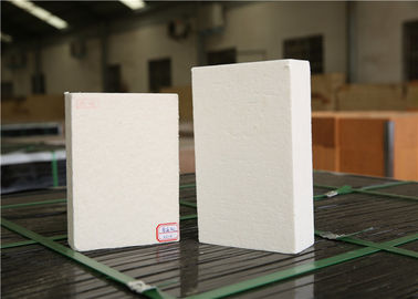 White Appearance Ceramic Fiber Blanket For Heating Equipment Wall Linings