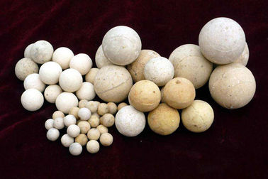 China Castable Bubble Alumina Refractory Balls For High Temperature Furnace factory