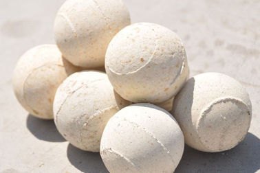 China Heat Resistant Ceramic Refractory Balls For Chemical Fertilizer Plant distributor