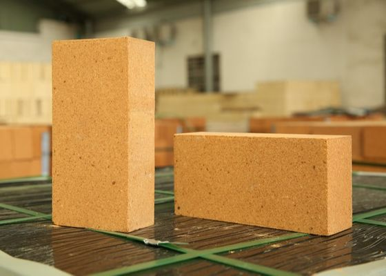Lime Kilns 230x114x65mm 1770C Fire Clay Bricks